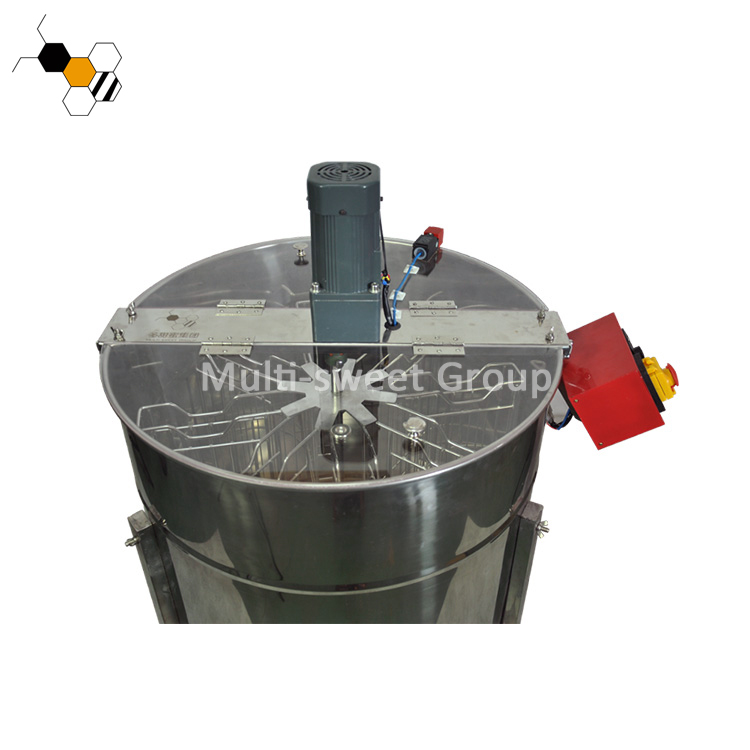 Electric 8 Frame Honey Extractor Multi Sweet Group